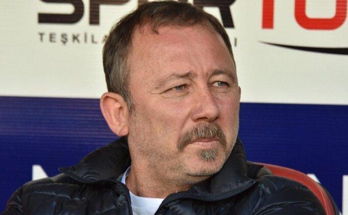 Sergen Yalçın: 'Akhisarspor daha çok istedi'