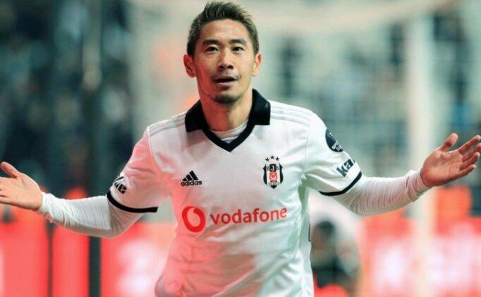 Shinji Kagawa: ''Gerçeği Beşiktaş'ta gördüm!''