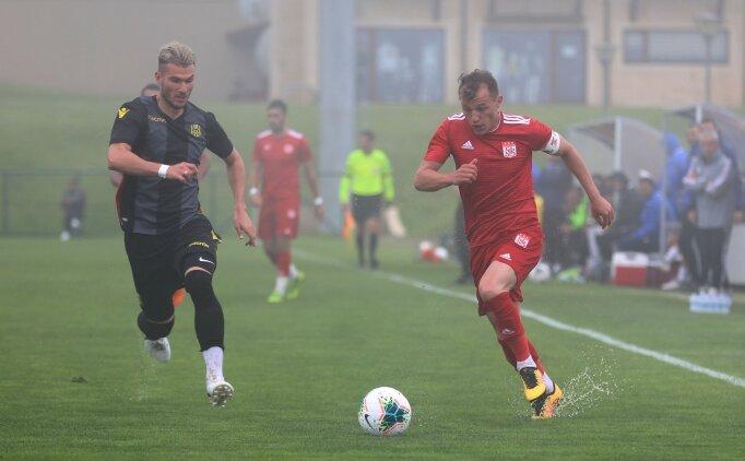 Sivasspor, Ajax ve Vitesse ile karşılaşacak