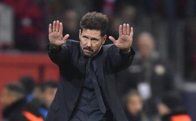 Simeone'den VAR eleştirisi; 'Umarım yanılmam'