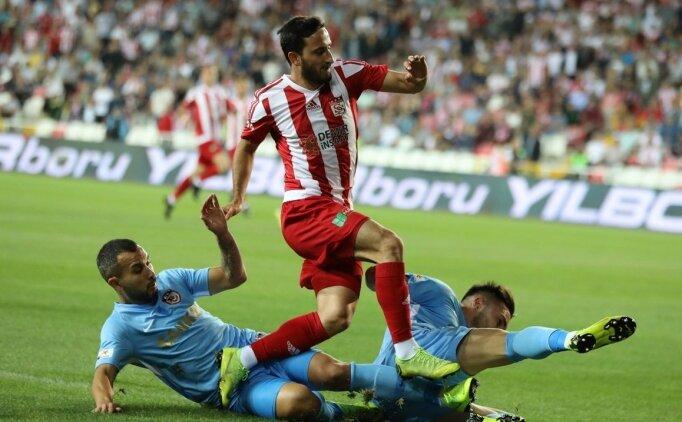Sivasspor ile B.B. Erzurumspor dostluk maçı yapacak