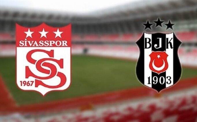 Sivasspor Beşiktaş maçı özet İZLE, Sivasspor Beşiktaş maçı skoru