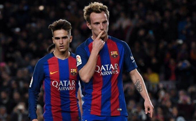 Inter'in transferde ilk hedefi Barcelona'dan!