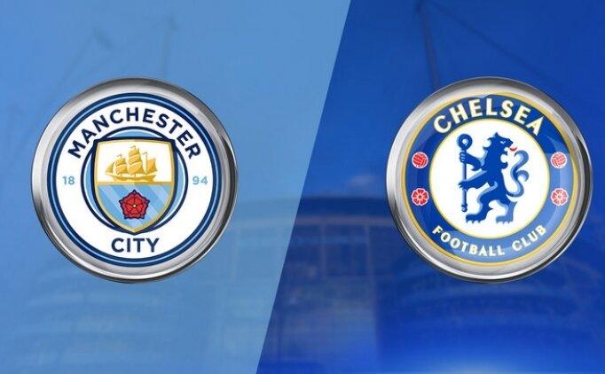 Manchester City Chelsea maçı canlı hangi kanalda? Manchester City Chelsea maçı saat kaçta?