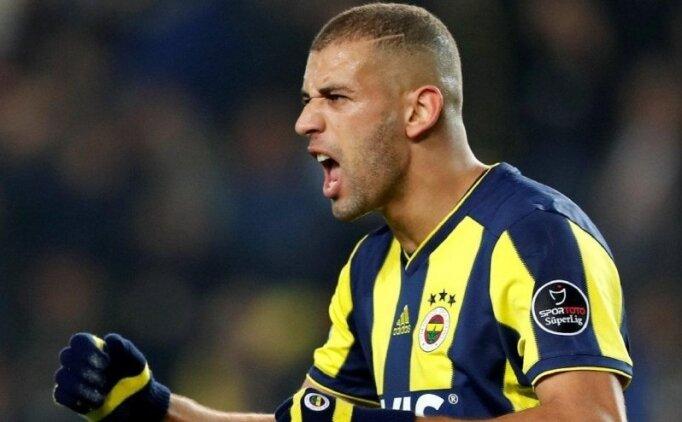 Islam Slimani, tam 68 gün sonra gol attı!