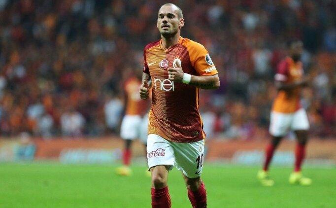 Wesley Sneijder'in yeni işi belli oldu!