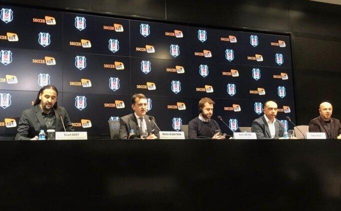 Beşiktaş'tan altyapı için anlaşma