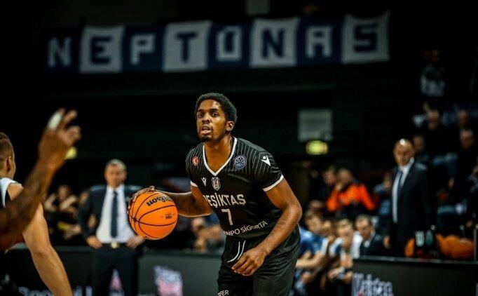 Beşiktaş Sompo Sigorta, deplasmanda kayıp