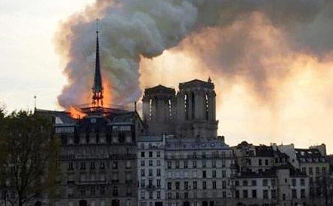 Notre Dame Katedrali nerededir? Notre Dame Katedrali'ni kim yaptı, kaç yılında yapıldı?