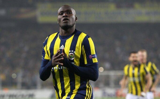 Moussa Sow, Süper Lig'e yeniden dönüyor!