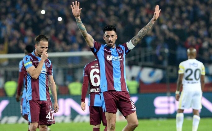 Trabzonspor'a Sosa ve Pereira'dan müjde!