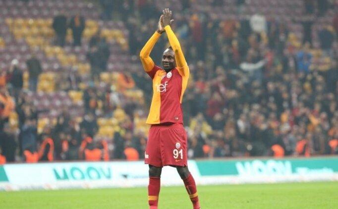 Galatasaray'da Diagne ile bir penaltı krizi daha!