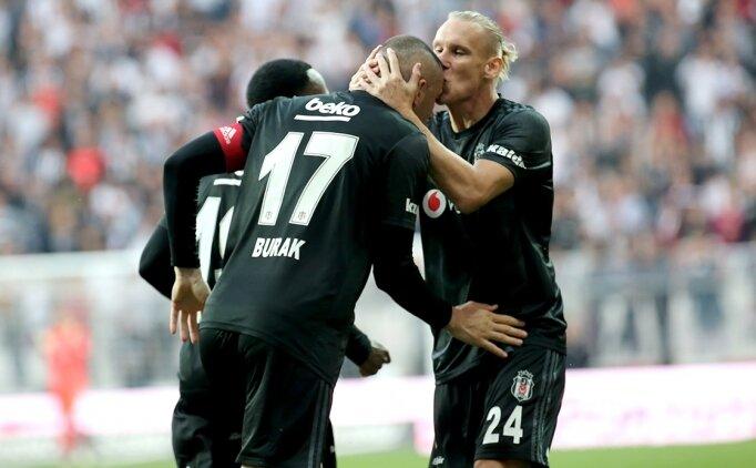 Ankaragücü-Beşiktaş! Muhtemel 11'ler