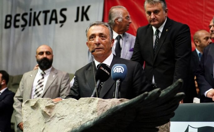 Beşiktaş'ta taraftardan dev kampanya!