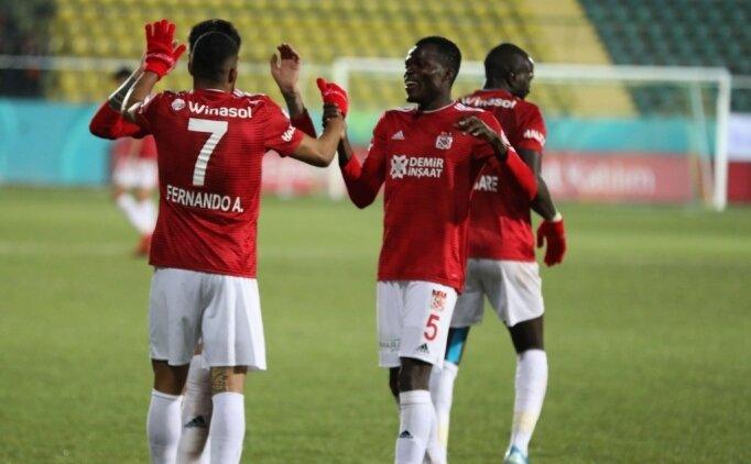 Sivasspor'un dipten zirveye uzanan başarı öyküsü