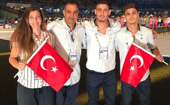 Yaz Spor Oyunları'nda Türkiye'den madalya!