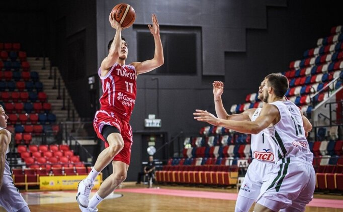 Ümit Milli Basketbol Takımı, 6. oldu