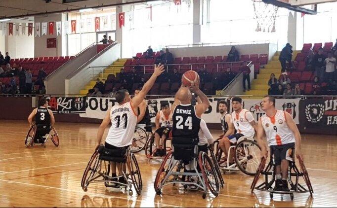 Tekerlekli sandalye Türk takımları Avrupa sahnesinde