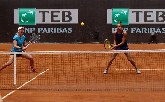 İstanbul Cup'ta Türk tenisçilerden erken veda!