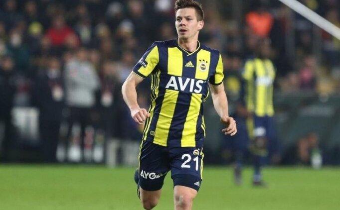 Fenerbahçe'de Miha Zajc'a İtalya'dan talip