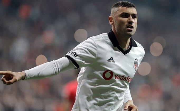 Beşiktaş'ta yeni kaptan Burak Yılmaz!