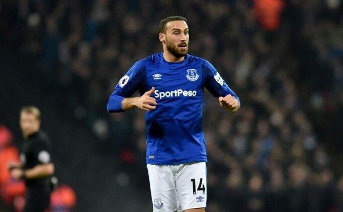 Cenk Tosun geri dönmeye hazır! 'Everton'ı ikna edin'