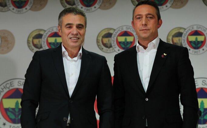 Ersun Yanal destek istedi, Fenerbahçe düğmeye bastı
