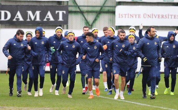 Fenerbahçe ikinci yarı için start veriyor