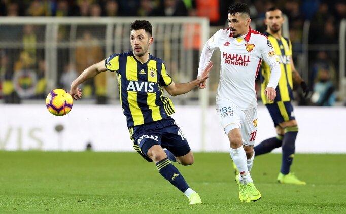 Fenerbahçe'den Tolgay Arslan için sakatlık açıklaması!