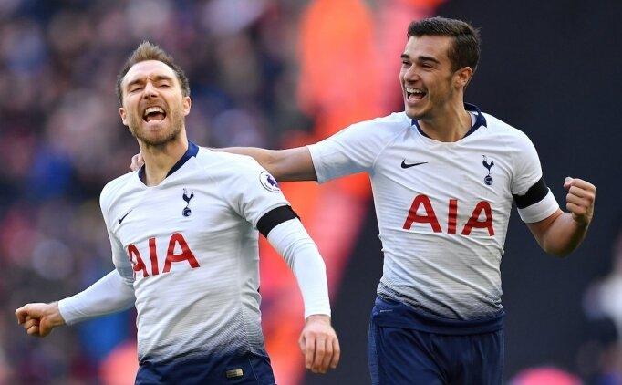Tottenham seriye bağladı!