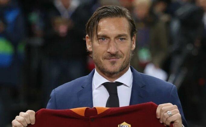 Francesco Totti, tekrar futbolcu mu oluyor?