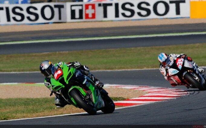 Superbike Tayland ayağında kazanan; Bautista!