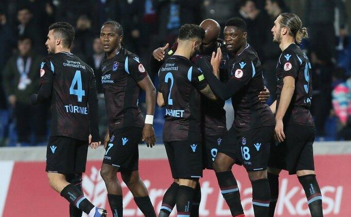 Trabzonspor'un Konyaspor maçı muhtemel 11'i!