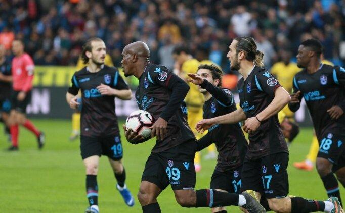 Trabzon'da bu sezon tarihi kırılma yaşandı