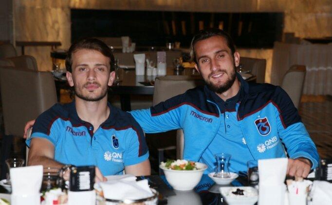 Trabzonsporlu isimler, iftarda buluştu!