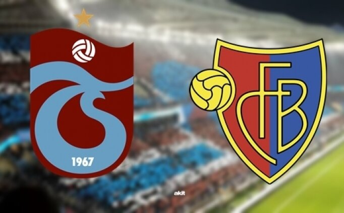 Trabzonspor Basel maçı özet ve golleri izle (beİN Sports)