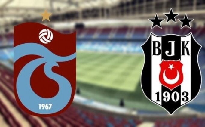 [SON DAKİKA] Trabzonspor Beşiktaş maçı özet görüntüleri izle