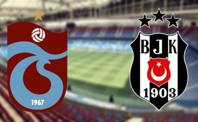 LİG TV Trabzonspor 2-1 Beşiktaş maçı geniş özeti izle