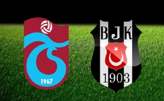 Trabzonspor 2-1 Beşiktaş maçı, golleri izle