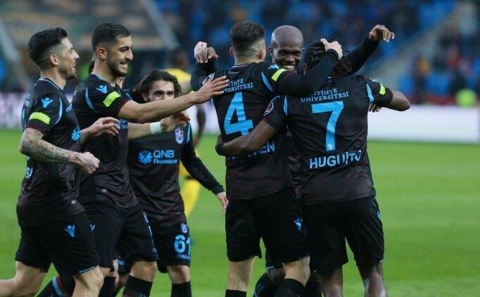 Trabzonspor'da üçüncülüğe özel prim!