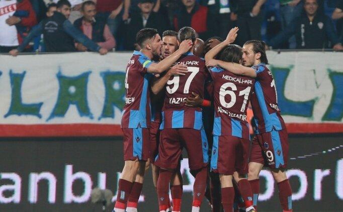 Mühendislik örneği Trabzonspor!