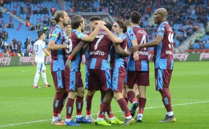 BB Erzurumspor-Trabzonspor! Muhtemel 11'ler