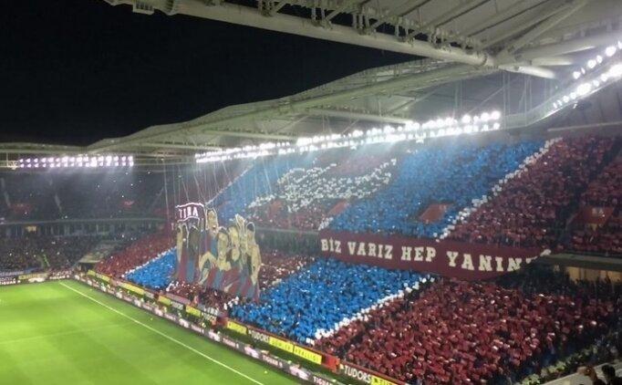 Süper Lig'de bilet rekortmeni Trabzonspor oldu!