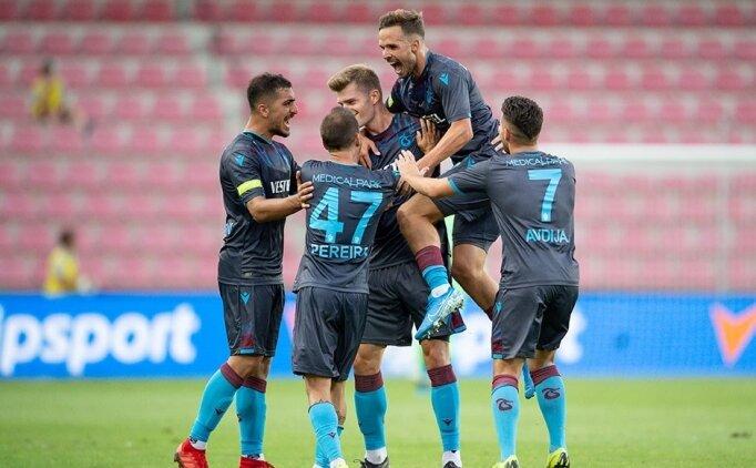 Trabzonspor, Avrupa'da tur peşinde