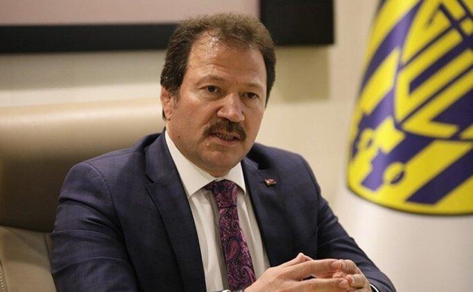 Mehmet Yiğiner: '14 teknik direktör var, değerlendiriyoruz'