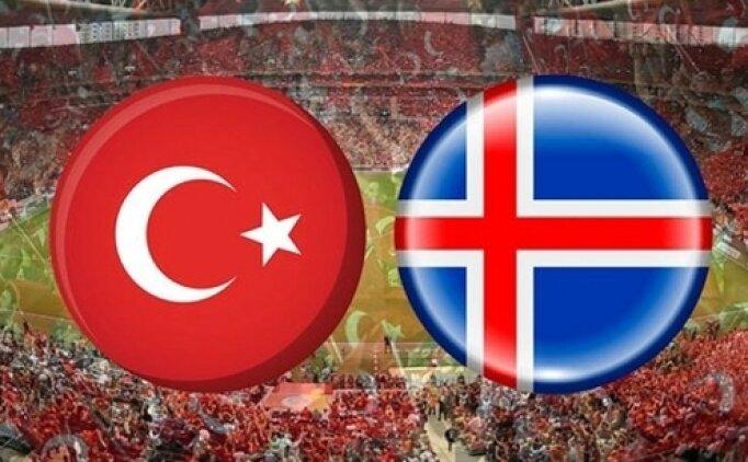 Türkiye İzlanda maçı hangi kanalda saat kaçta ne zaman?