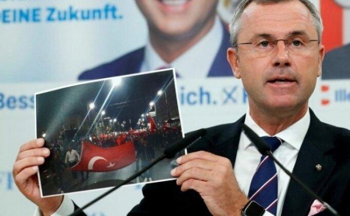 Avusturya'da skandal sözler: 'Veli Kavlak vatandaşlıktan çıkarılsın'