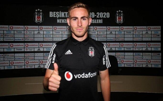 Tyler Boyd: 'Beşiktaş'ta oynamak hayalimdi'