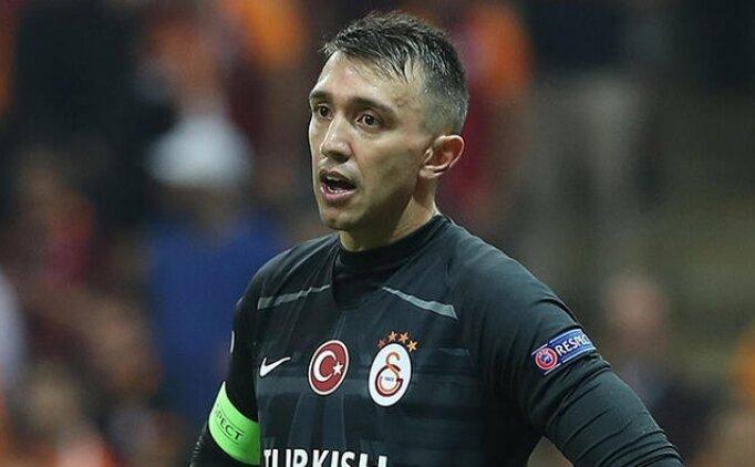 Galatasaray'ın en istikrarlısı Muslera