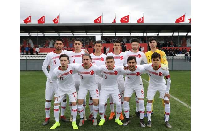U17 Milli Takımı, Fransa'ya 3-1 mağlup oldu!